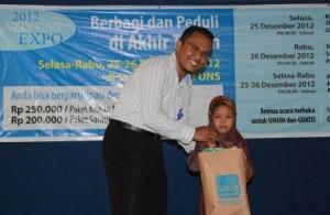 Berbagi dan Peduli di Akhir Tahun bersama 63 Anak Yatim dan Dhuafa Berprestasi