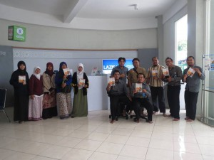 Crew Baru Redaksi Majalah Give LAZIS UNS