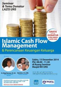 Seminar Perencanaan Keuangan Keluarga bersama LAZIS UNS